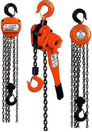 Chain Blocks and hoists