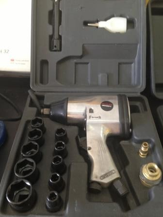 Impact wrench 2